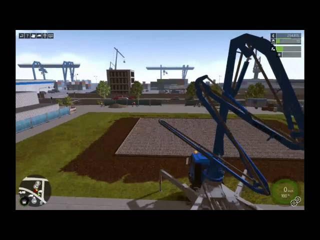 Let's Play Bau-Simulator 2015   Lagerhalle Teil 1   Folge #020