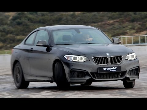 test bmw 218i coupe youtube. Black Bedroom Furniture Sets. Home Design Ideas