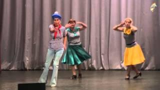 Танцуют взрослые    ШОКОС