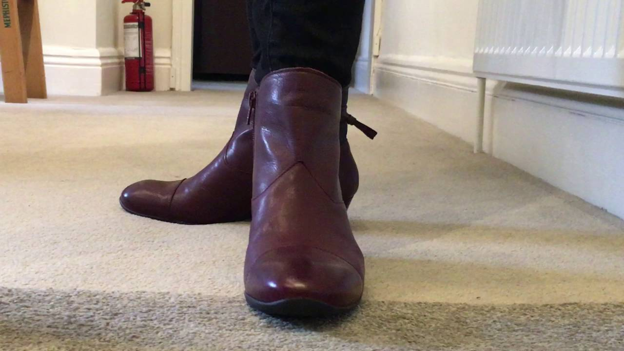 think boots
