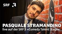 Pasquale Stramandino: Ein Moderator ist keine Jukebox 💿 | Talent Stage | Radio SRF 3