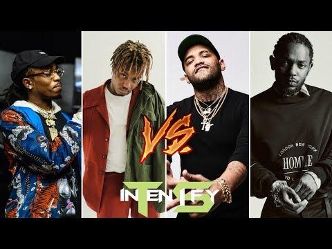 Sing Rappers vs Flow Rappers