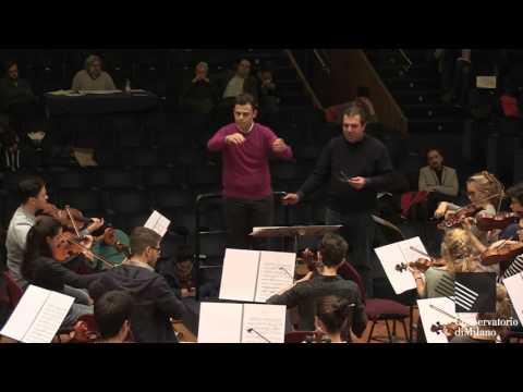 I suoni del Conservatorio - Master class di DANIELE GATTI