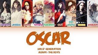 Girls' Generation (소녀시대) – OSCAR Lyrics (HAN/ROM/ENG)