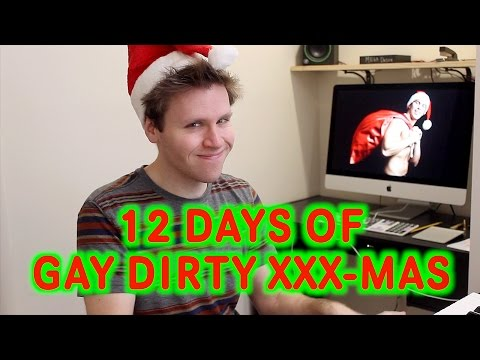 12 Days of GAY DIRTY Christmas  Musical Monday