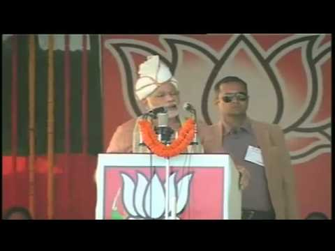 Live: Narendra Modi Rally in Silchar, Assam