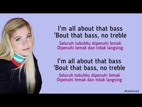 Meghan Trainor - All About That Bass | Lirik Terjemahan