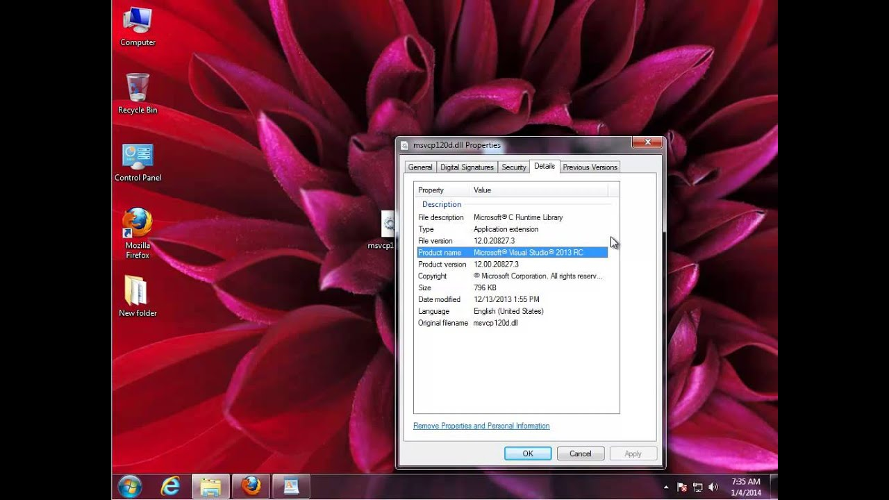 Free Windows Para Descargar Mfc71.Dll Download Xp