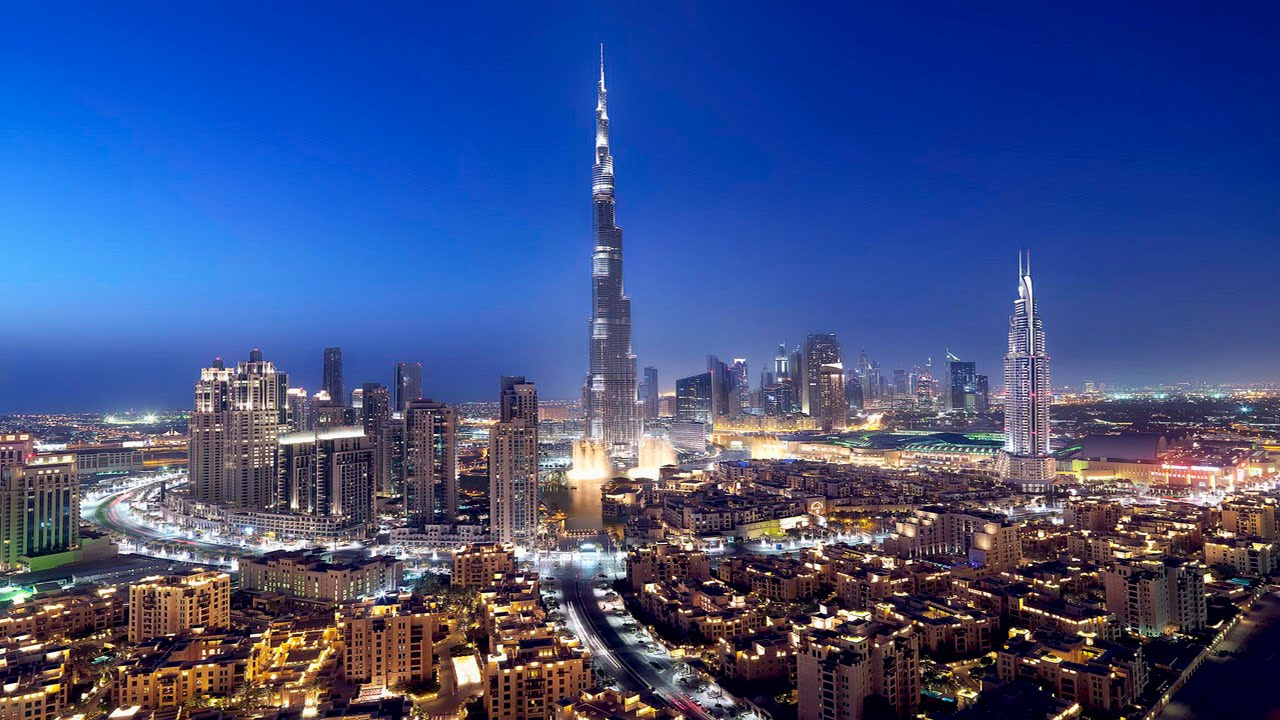 25 Reasons That The United Arab Emirates Is Way Over The Top - YouTube