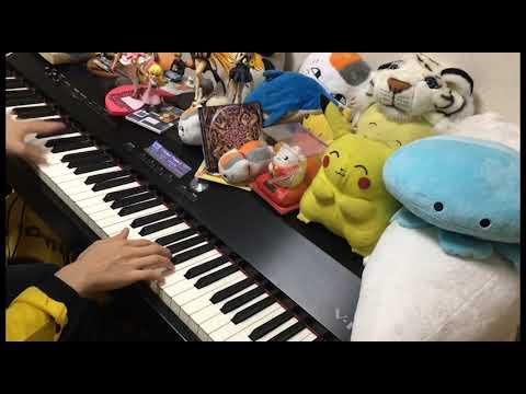 【Roselia】1st Album「Anfang」メドレーで弾いてみた【ピアノ】