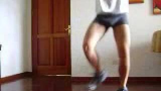 Boy dancing - Erotic