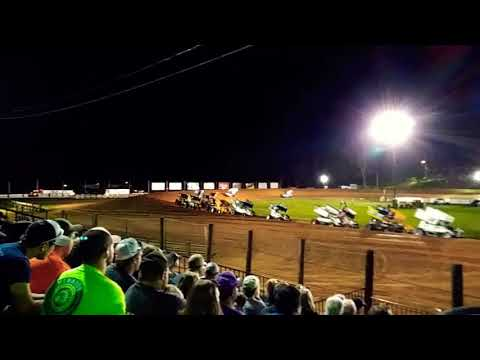 50k - Racesaver A Main Bloomington Speedway 4/13/18