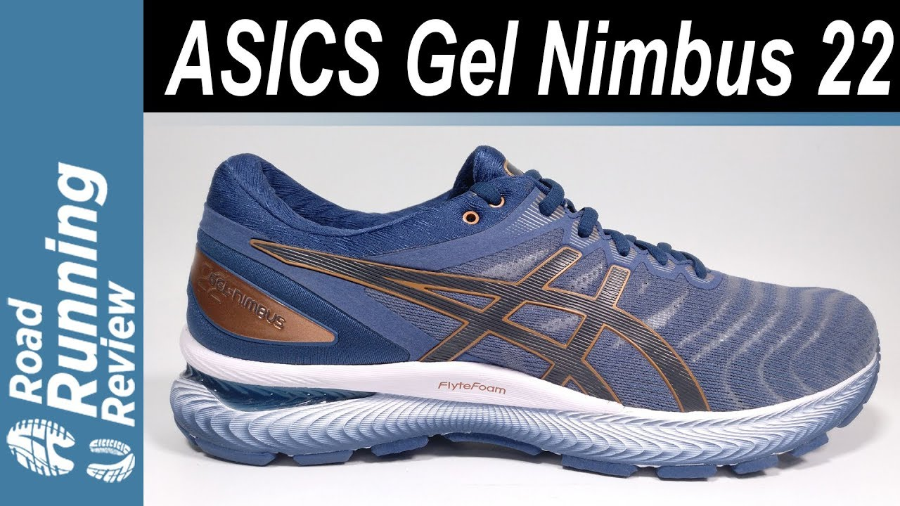 ASICS Gel Nimbus 22 - Review