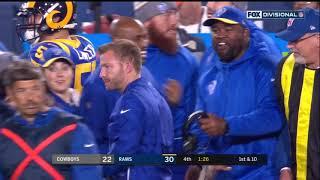 Tragos Amargos - Rams vs Cowboys