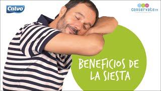 #Consérvate - Beneficios de dormir la siesta