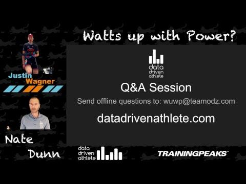 WUWP 64 - Interpret the data
