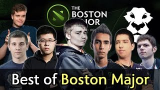 Best moments of Boston Major