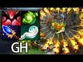 GH EPIC Combo Refresher Aghanim S EUL SS Shadow Fiend Dota 2 mp3