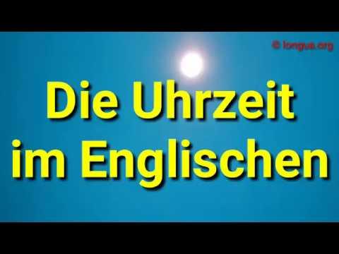 Höhe Auf Englisch : englisch lernen learn english die uhrzeit youtube ~ Watch28wear.com Haus und Dekorationen