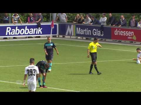 Otten Cup 2016: PSV - C.D. Guadalajara