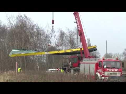 Zugunglück in Cuxhaven – Gleise vorerst geräumt