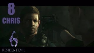 Resident Evil 6 Walkthrough (ITA)- CHRIS -8- Salvataggio remoto