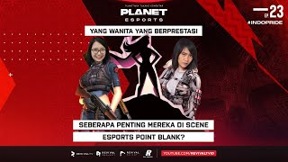 SRIKANDI ESPORTS POINT BLANK INDONESIA | PLANET ESPORTS PB