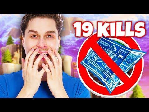 Niet Bouwen Challenge Met Duncan!😂 - Fortnite Battle Royale