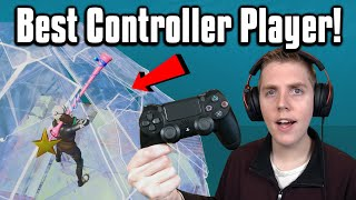 Meet The Most UNDERRATED Controller Player In Fortnite!