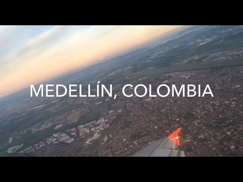 TRAVEL WITH US. Medellín-Colombia 2017