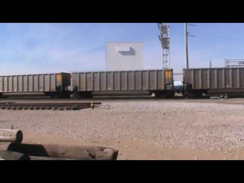 BNSF General Freight Tulsa, OK 11/6/16 vid 9 of 10