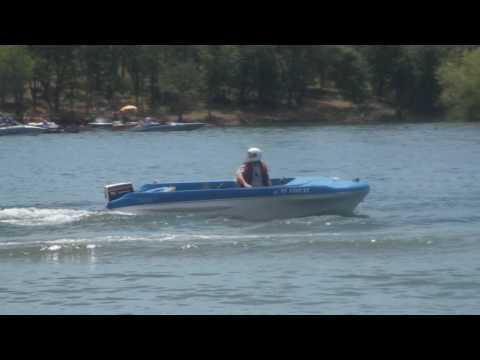 Douglas Race Boat