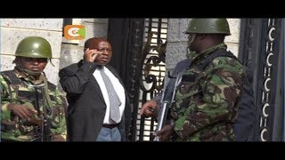 Court orders stops police from arresting Jimmy Wanjigi