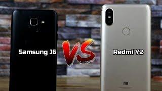 Redmi Y2 Vs Samsung Galaxy J6 SpeedTest Comparison I Hindi