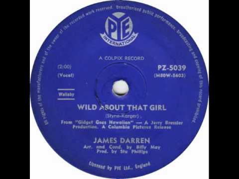 James Darren - Wild About That Girl
