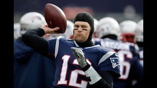 Tom Brady: Sunday 'right up there' among coldest games he's ever played