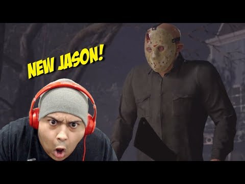 PLAYING FRIDAY THE 13TH ON FRIDAY THE 13TH NEW MAP / NEW JASON
