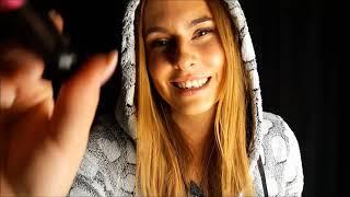 ASMR ! Big Sister Roleplay... let me help you fall asleep (german/deutsch)