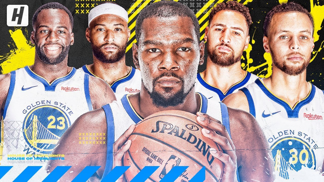 Golden State Warriors VERY BEST Plays & Highlights from 2018-19 NBA Season!