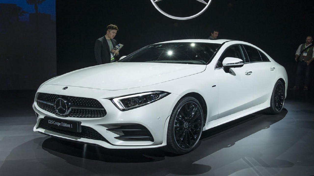 Wow 2018 Mercedes Benz Cls 400d 4matic Exterior