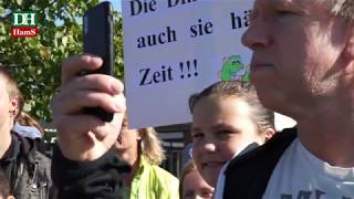 Fridays For Future Nienburg – 0919  D E HARKE