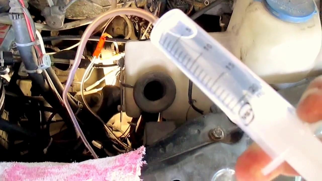 под педаль. сцепление потеки на фиат дукато