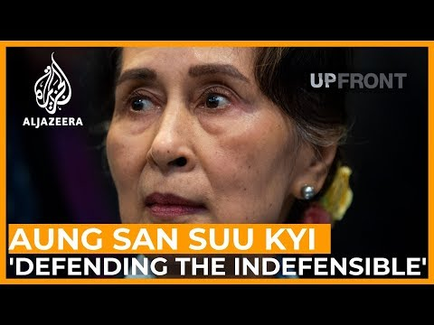 Myanmar's Aung San Suu Kyi: 'Defending the indefensible' | UpFront (Special Interview)
