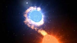 MPL3D Solar System - Binary stars