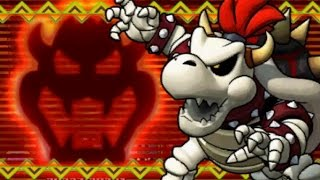 Puzzle & Dragons: Super Mario Bros. Edition - Dry Bowser Final Boss Battle (Special World)