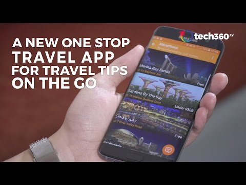 Get to know Singapore with the Trabble app