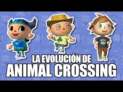 La Evolución de Animal Crossing - Leyendas & Videojuegos