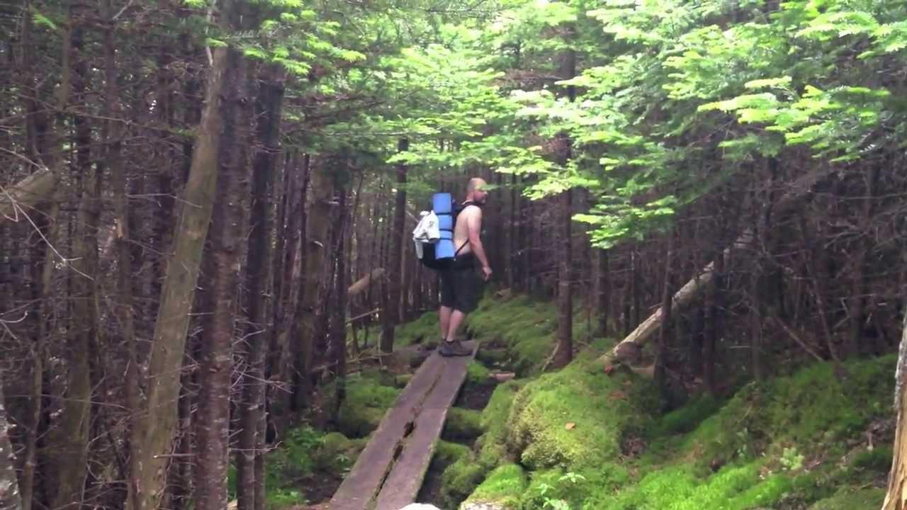 Flamberhead Path  East Coast Trail Newfoundland Map 10  YouTube