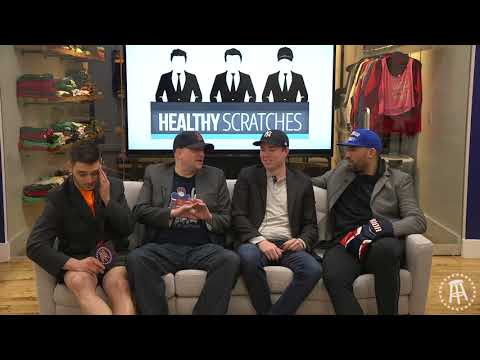 Healthy Scratches - May 16, 2018 feat. BizNasty and Rear Adm