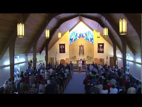 Bethlehem Lutheran Church - Palm Sunday Service, 4/1/2012